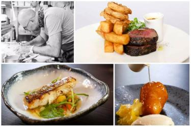 Éric Chavot is the new consultant chef for the Royal Albert Hall's Coda