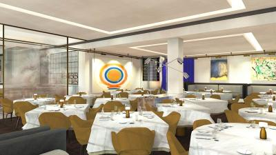 Mayfair's The Square is getting a big refurb, and a new chef too
