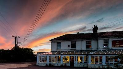 The Sportsman tops the list at the National Restaurant Awards