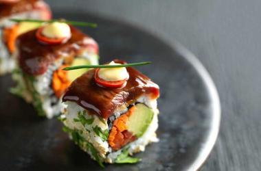 London's Sushi Shop brings in Michelin star chef Kei Kobayashi