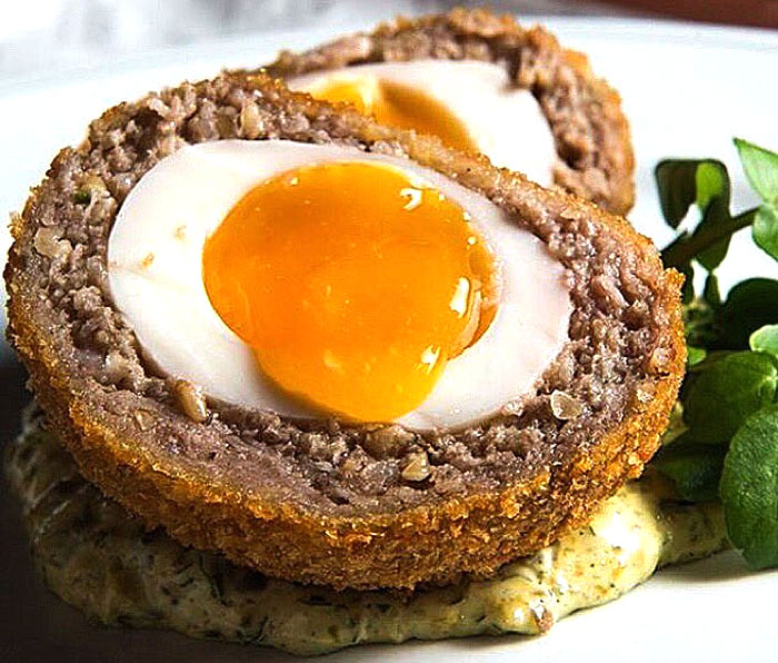 twenty two scotch eggs that s an awful lot of scotch eggs this was the ...