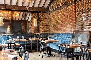 Most improved London postcode for dining out - N1