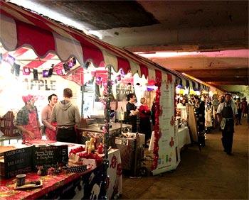 Feast Puts On A Festive Treat For Londoners In Islington