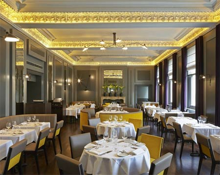 Test Driving the revamped Christopher's in Covent Garden