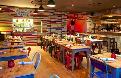 Jamaican Restaurant Notting Hill