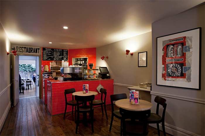Giaconda Dining Rooms transform into La Giaconda  Latest