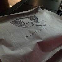 The bag for hen wings
