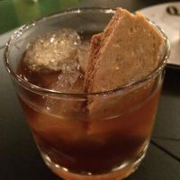 Honeycomb old fashioned