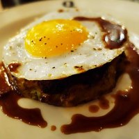 Pit smoked beef hash