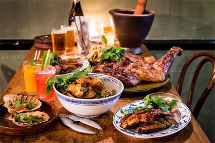 Good Asian Restaurants Hackney