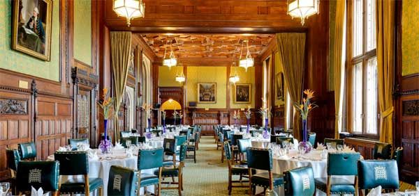 Parliament opens House of Lords and Commons restaurants to the ...