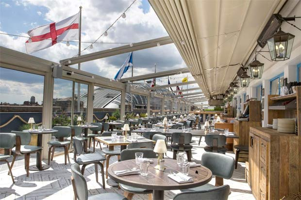 Selfridges Latest Rooftop Pop Up Is On The Roof With