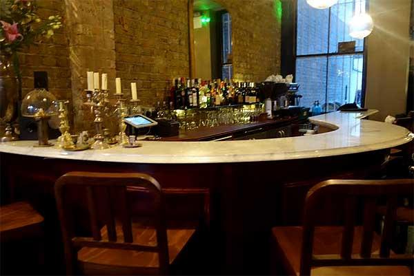 Ellison Street Restaurant Chelsea