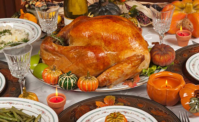 The best London restaurants for Thanksgiving 2015