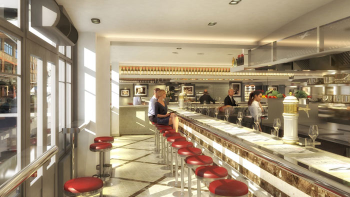 Barrafina Dean Street To Feature Frith Street Favourites