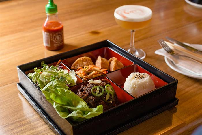 bo drake launches lunchtime korean bento boxes latest news gastroblog hot dinners. Black Bedroom Furniture Sets. Home Design Ideas