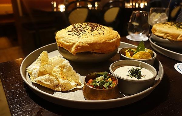 Test Driving Dum Biryani House - focused Indian cooking in Soho