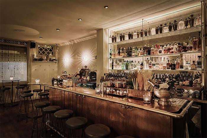 The Gibson Cocktail bar opens on Old Street | Latest news | Gastroblog ...