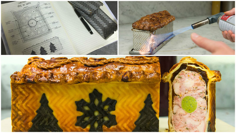 We ve seen a lot of Christmas specials hitting London restaurants  much of  which have made it onto our festive roundup page. The Pate en Croute at Holborn Dining Room  anatomy of a dish