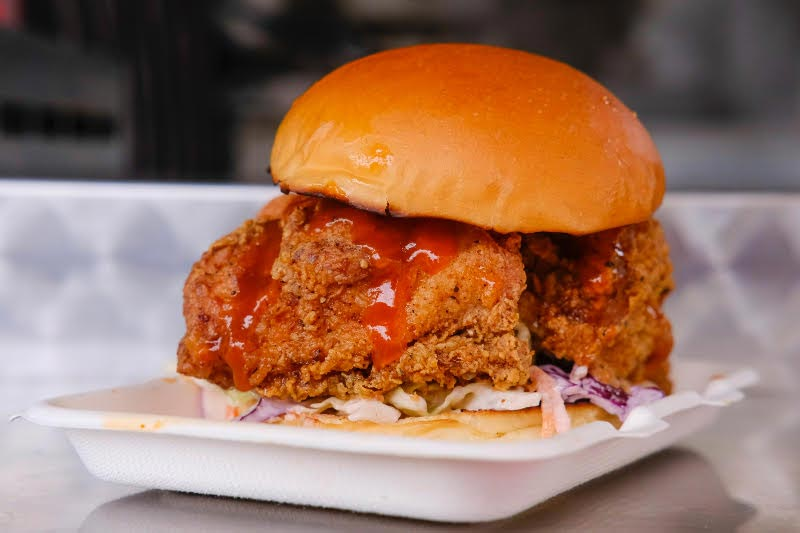 Spit and Roast bring buttermilk chicken to Zelman Drinks in Finsbury Park