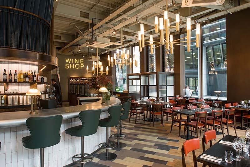 Green Man Restaurant London
