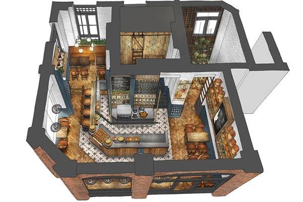 Comptoir Cafe