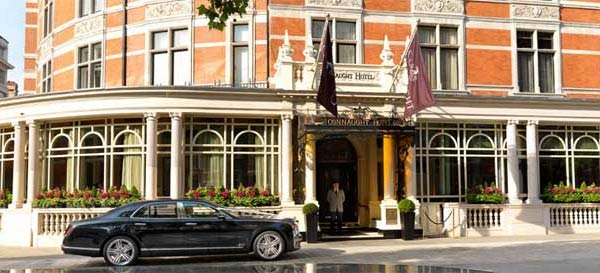 The latest news on Jean Georges opening at The Connaught