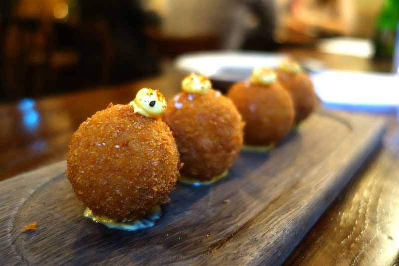 Shortlisted entries for the 2017 Croquetas Challenge revealed