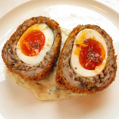 Scotch Eggs at Ned