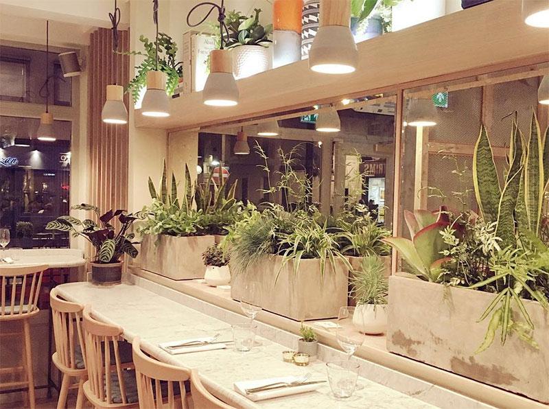 Lorne Victoria Restaurant London