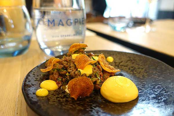 Trolley service - we Test Drive Magpie on Heddon Street