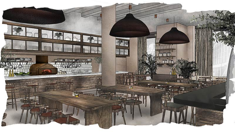 Passo is a new Old Street Italian from the team behind Foleys