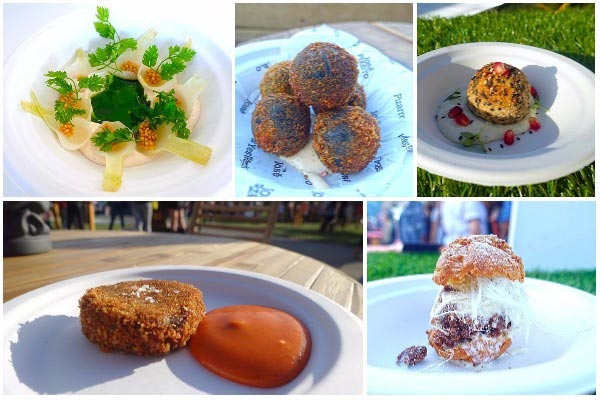 The best dishes at Taste of London 2017