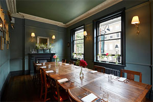 Banquet-style feast for six at The Lady Ottoline