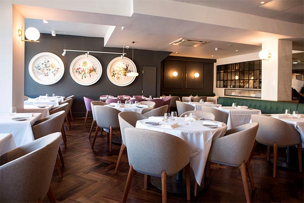 Trinity Restaurant Clapham Michelin Star
