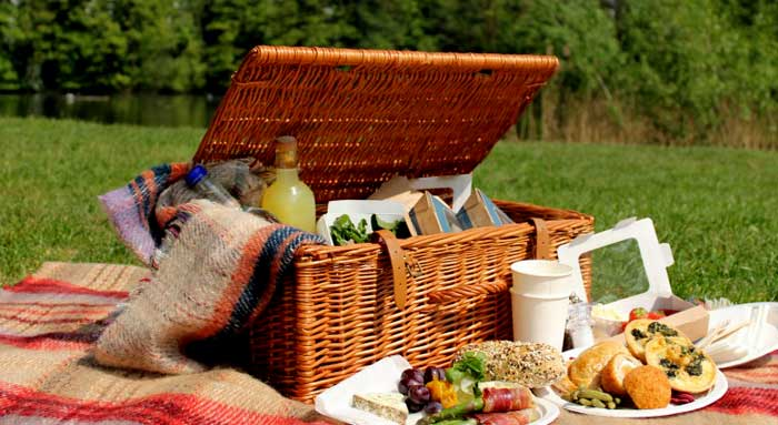 Picnic basket catering london : The best eating out in london this summer hot dinners