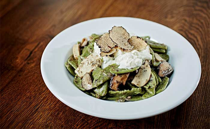 Where to eat truffles in London this Autumn | Hot Dinners recommends ...