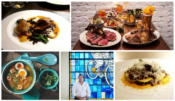 Hot Right Now - London's hottest restaurants for April 2017