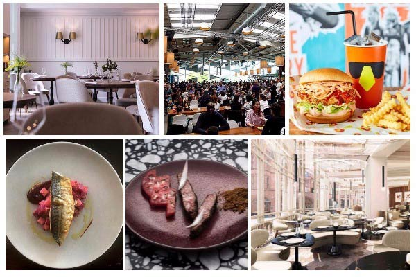 Hot Right Now - London's hottest restaurants, August 2017