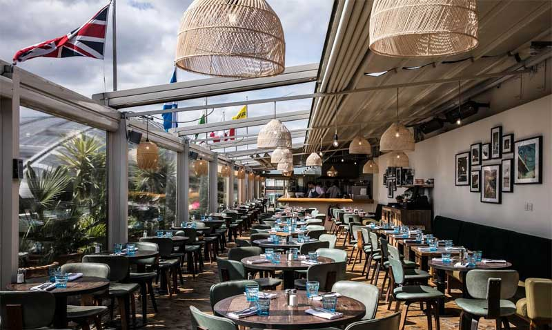 Londons Best Rooftop Bars And Restaurants Hot Dinners