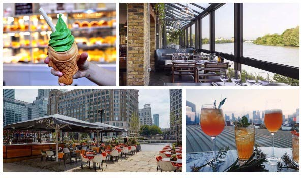 Hot Dinners' Summer Guide to eating and drinking in London