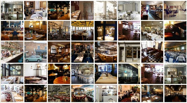 The Top 40 - The best of London's restaurants