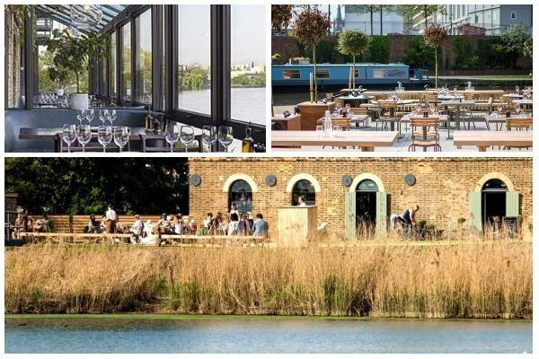 London's best waterside restaurants