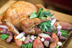 Exclusive Priceless London Thanksgiving feast at Bar Boulud