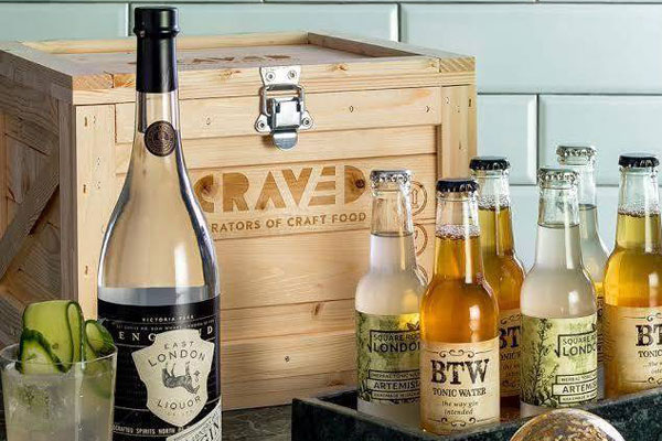 Get 20% off foodie gifts from Craved