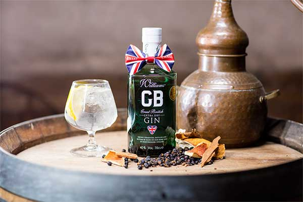 The Hot Dinners and Chase GB Gin Desserts Challenge