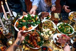 Try the new Filipino Feast Night at Dead Dolls House with 20% off the ticket price