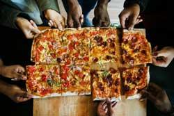Try new Soho pizzeria Firezza with 50% off pizza