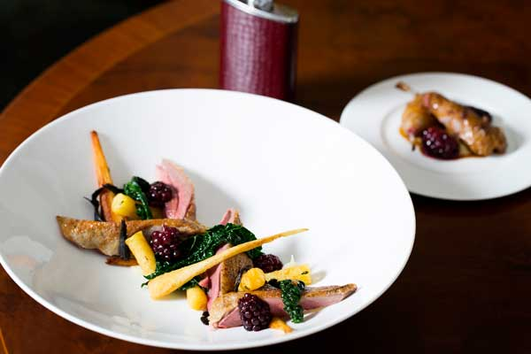 Exclusive 50% off food soft opening offer at The Game Bird at The Stafford London
