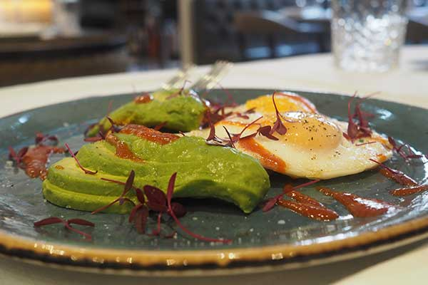 Try the breakfast menu at Mayfair's Hush with 50% off the food bill